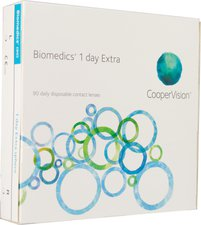 CooperVision Biomedics 1 day Extra (90 Stk.) +0,75