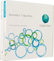 CooperVision Biomedics 1 day Extra (90 Stk.) +1,25
