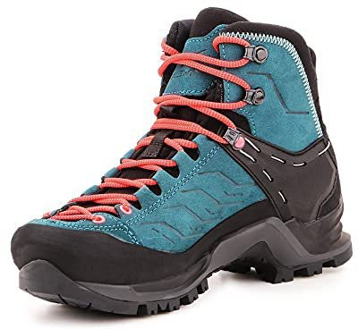 Salewa MTN Trainer GTX Mid Women laguna/waterfall