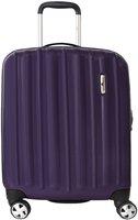 Hardware Profile Plus 4-Rollen Trolley S 56 cm purple shiny