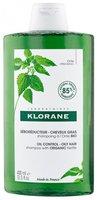 Klorane Seboregulating Treatment Shampoo with Nettle Extract (200 ml)