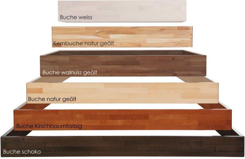 hasena wood line classic 16 bettrahmen preisvergleich ab. Black Bedroom Furniture Sets. Home Design Ideas