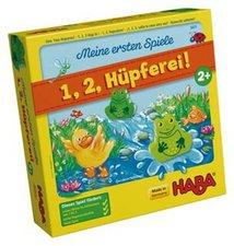 Haba Meine ersten Spiele - 1, 2, Hüpferei!