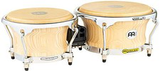 "Meinl Freeride Collection Wood Bongos 7\ "" & 8 1/2\ """