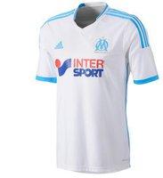 Adidas Olympique Marseille Home Trikot 2013/2014