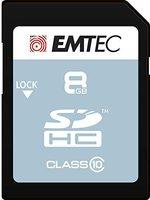 Emtec SDHC 8GB Class 10 (ECMSD8GHC10)