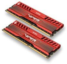 Patriot Viper 3 Venom Red 16GB Kit DDR3 PC3-19200 CL10 (PV316G240C0KRD)