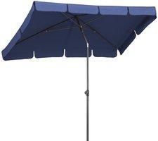 Schneider Schirme Aquila 265 x 150 cm blau