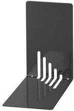 MAUL Buchstütze Metall schmal schwarz (14 x 8,5 x 14 cm)