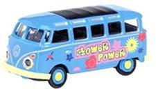 """Schuco VW T1 Samba  """"Flower Power """" (452605500)"""