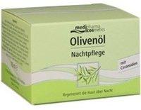 Medipharma Olivenöl Nachtpflege Creme (100 ml)