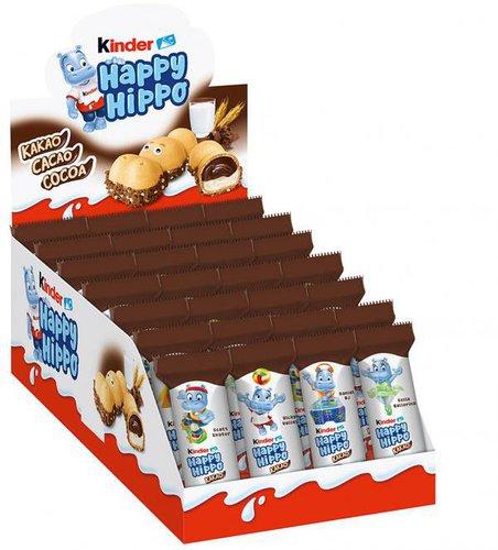Ferrero Kinder Happy Hippo Cacao (20 g)