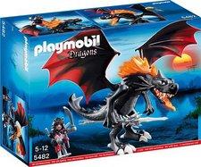 Playmobil Dragons - Riesen-Kampfdrache mit Feuer-LEDs (5482)