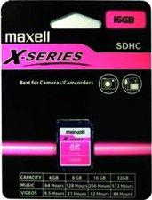 Maxell SDHC Card X-Series 16GB Class 4