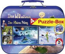 Schmidt Spiele Der Kleine Prinz: Puzzle-Box im Metallkoffer