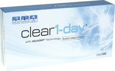 ClearLab Clear 1-Day -3,75 (30 Stk.)