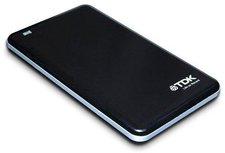 TDK USB 3.0 External SSD 256GB schwarz