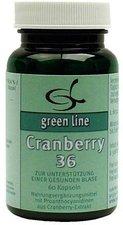 11 A Nutritheke Cranberry 36 Kapseln (60 Stk.)