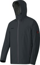 Mammut Juho Jacket Men Black- Smoke
