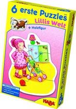 Haba 6 Erste Puzzle - Lillis Welt