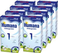 Humana Anfangsmilch 1 (450 ml)