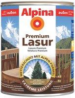 Alpina Farben Premium Lasur 2,5 l (diverse Dekore)