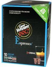 Caffe Vergnano 1882 E'spresso Decaf (10 Stk.)
