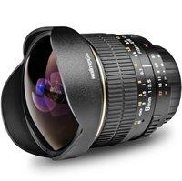 Walimex pro 8mm f3.5 Fisheye [Pentax Q]