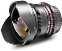 Walimex pro 8mm f3.8 Fish-Eye II VDSLR [Pentax Q]