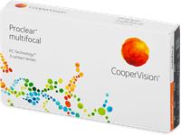 CooperVision Proclear Multifocal (3 Stk.) +4,00