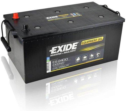 Exide Equipment Gel ES2400 12V 210Ah G210
