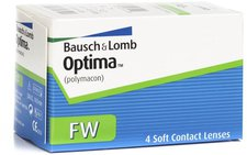 Bausch & Lomb Optima FW -1,00 (4 Stk.)