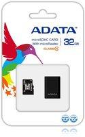 A-Data microSDHC 32GB Class 4 (AUSDH32GCL4-RM3BKBL)
