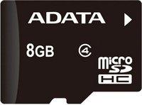 A-Data microSDHC 8GB Class 4 (AUSDH8GCL4-R)