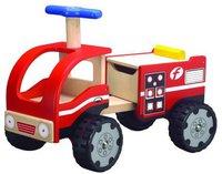 Wonderworld Feuerwehr Auto mit Licht und Sound