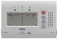 Korg CA-40 Chromatisches Stimmgerät
