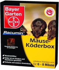 Bayer Garten Mäuse-Köderbox