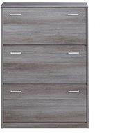 fmd bozen 2 schuhschrank 115 x 101 x 31 cm preisvergleich ab 134 64. Black Bedroom Furniture Sets. Home Design Ideas
