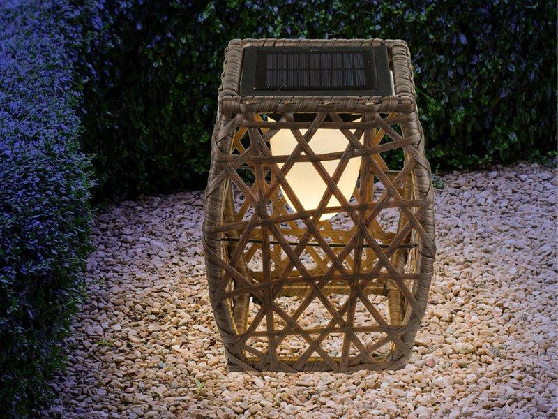 rattan stehleuchte preisvergleich ab 39 99. Black Bedroom Furniture Sets. Home Design Ideas