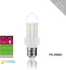 Whitenergy LED 3,5W E27 Warmweiß (8860)