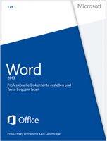 Microsoft Word 2013 (EN) (Win) (PKC)