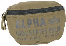 Alpha Industries Cargo Canvas Waist Bag