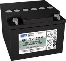 Sonnenschein GF 12 022 Y F dryfit Blei-Gel Batterie 12V 22,2Ah