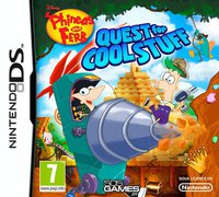 Phineas and Ferb: Quest for Cool Stuff (DS)