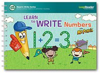 Leap Frog LeapReader Learn to Write Numbers with Mr Pencil Book (Englische Sprache)