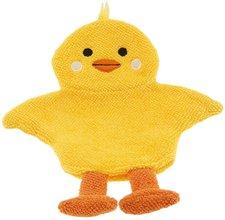 Bieco Waschhandschuh Ente