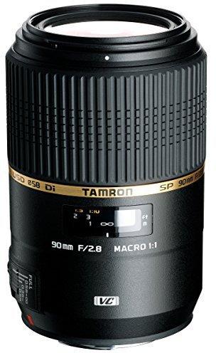 Tamron SP 90mm f2.8 Di VC USD Macro