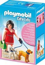 Playmobil City Life - Frau mit Hündchen (5490)