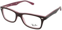 Ray Ban RX5228 2126 (top brown on opal pink)