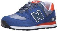 New Balance 574 blue/orange (ML574APB)